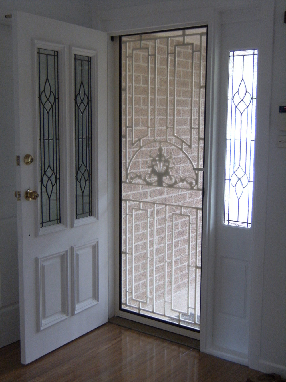 decorative security screen doors. Screen Doors Decorative Security